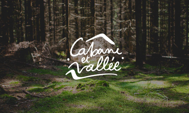 Cabane et vallée