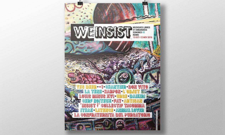 We Insist – 2ème édition