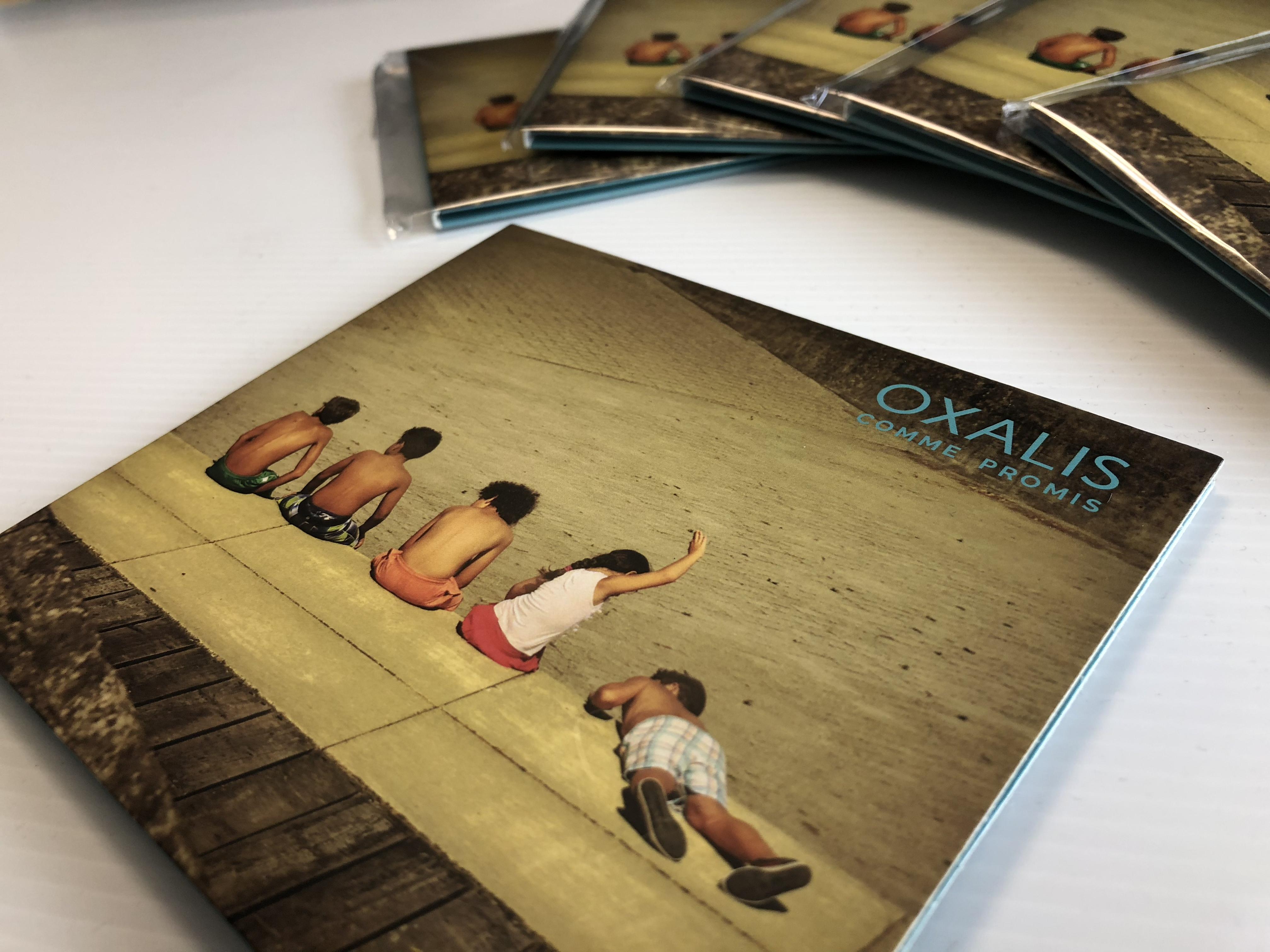 Album Oxalis