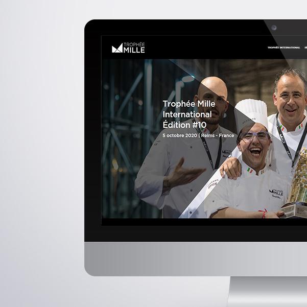 Site web Trophée Mille