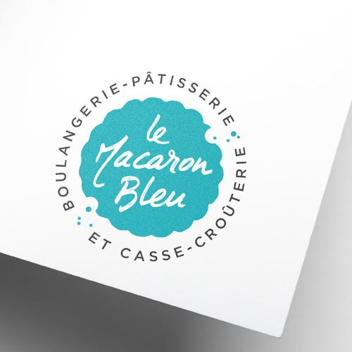 Biscuit le Macaron Bleu