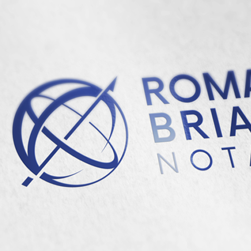 logotype Romain Briand